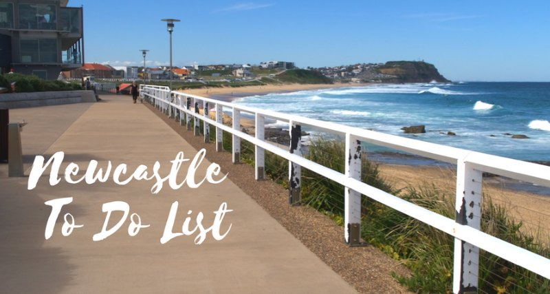 Five things to do in Newcastle, Australia 1