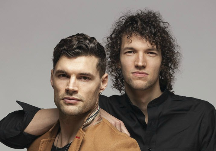 'For King and Country' on the Artist Spotlight 1