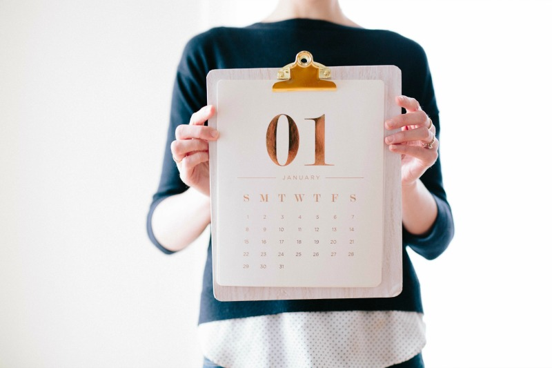 How to keep your New Year's Resolution 1