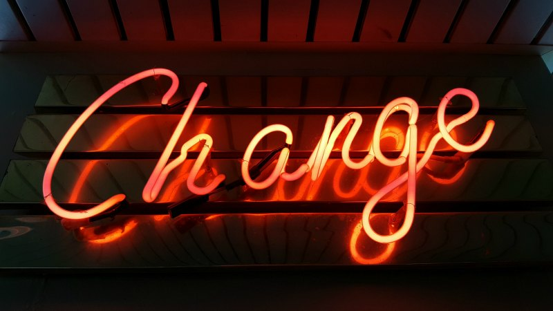 Why Change Doesn'tHappen 1