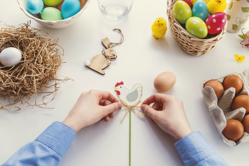 What if we celebrated Easter everyday? 1