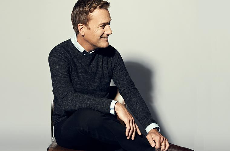 Interviewing Michael W. Smith! 1