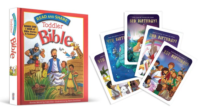 Bibles for Bubs 1