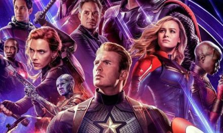 'Avengers End game'