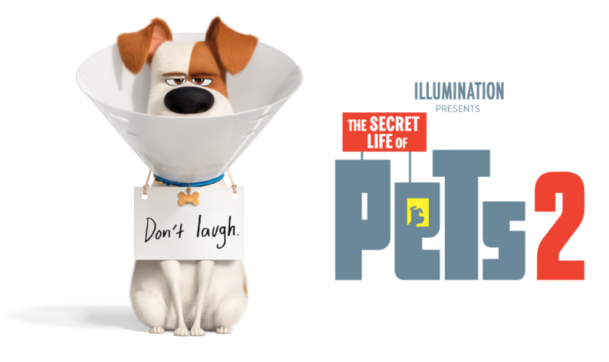 Ticket Giveaways to 'The Secret Life of Pets 2' 1