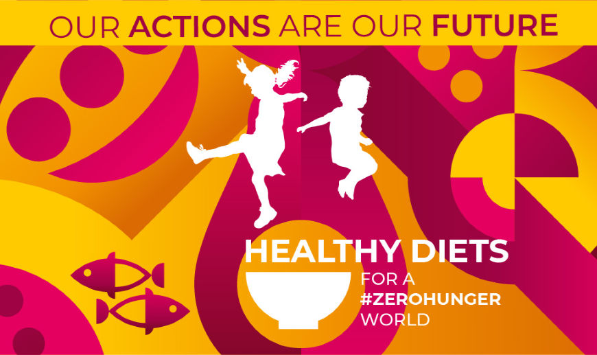 What You Didn't Know About 'World Food Day' 1