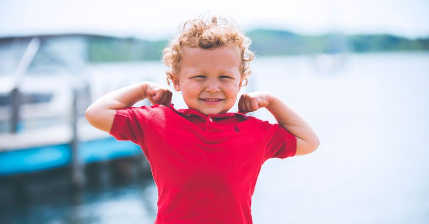 How can I help my child be resilient?