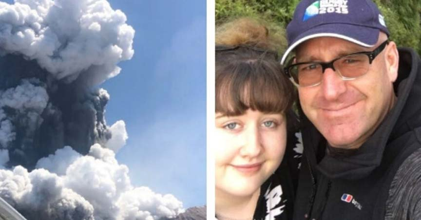 The NZ Pastor and His Daughter, who Cared for Volcano Victims