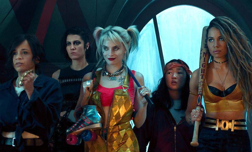 'Birds Of Prey and The Fantabulous Emancipation of One Harley Quinn' The Review 1