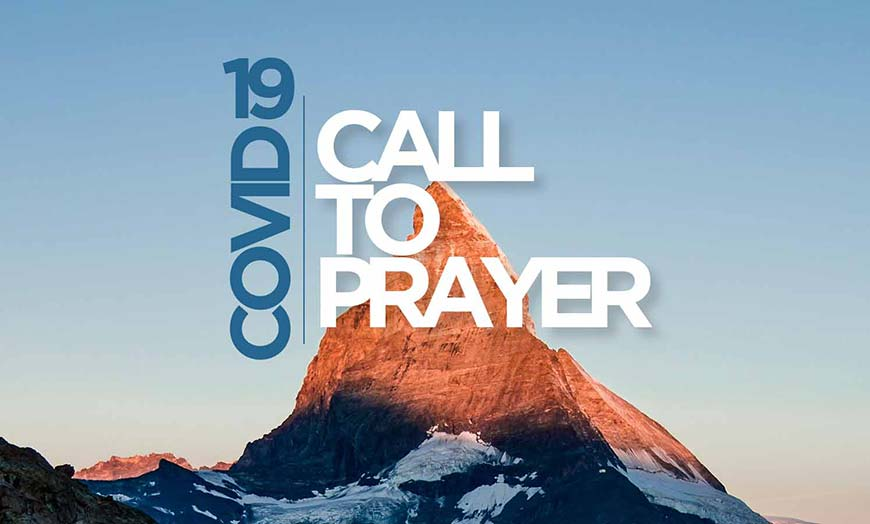 COVID-19: National Call to Prayer at 7pm, Every Night 1