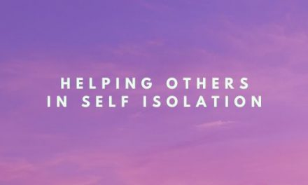 Helping Others in Self Isolation