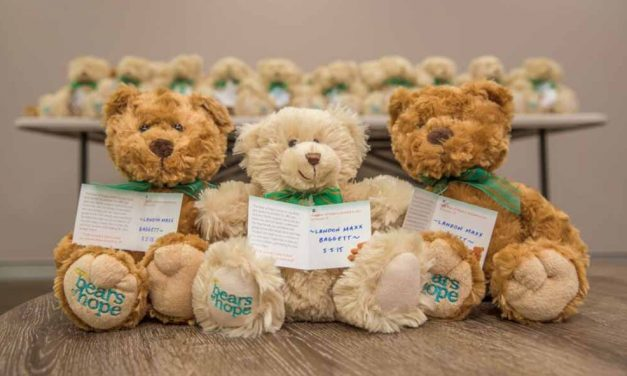 Amanda Bowles, CEO & co-founder of Bears of Hope