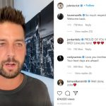 screenshot from john crist video of john and comments