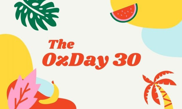The OzDay 30 2021 Results!