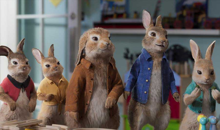 Peter Rabbit 2: The Runaway Movie Review