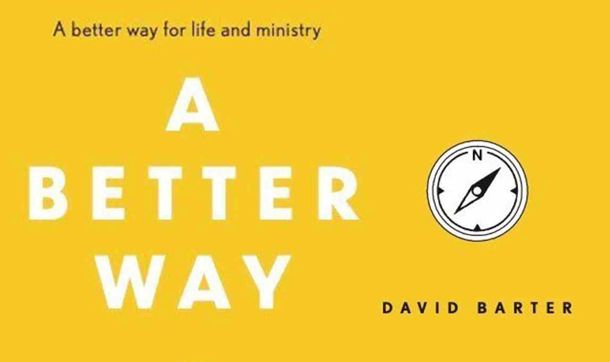 David Barter talks about the rise of burnout, depression and moral failure within pastoral ministry