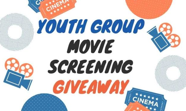 Youth Group Movie Screening Giveaway