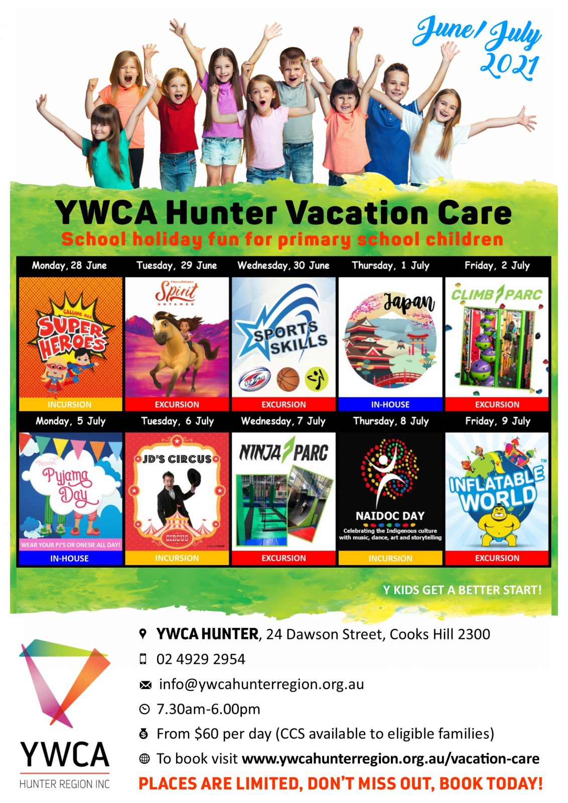 Vacation Care 1