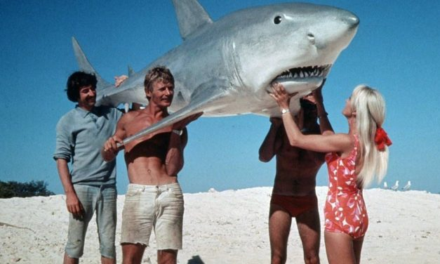 """""""Sharks Are Like Dogs"""": Valerie Taylor Has Had to Undo Her 'Jaws' Influence"""