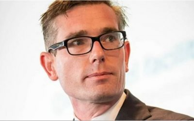 NSW's New Premier: Who is Dominic Perrottet?
